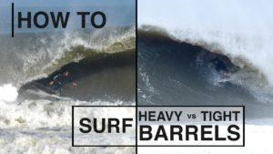 Tuto Surf – le Barrel