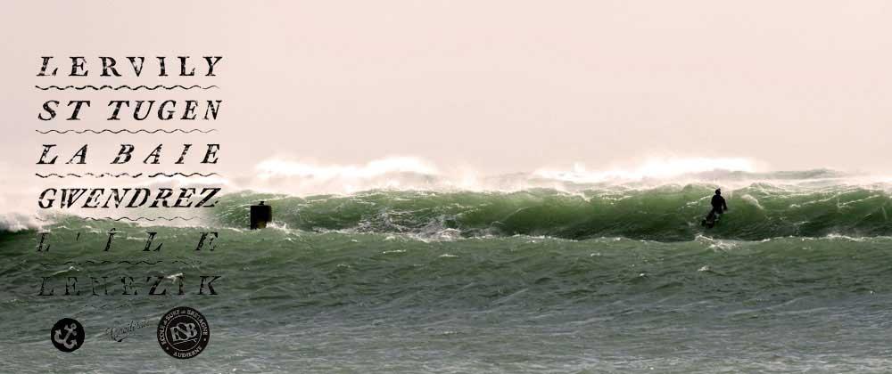 Spots de surf